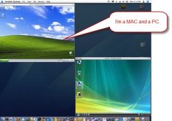 A Mac is a PC, but a PC is not a MAC